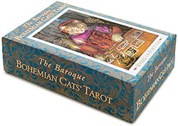 The Baroque Bohemian Cats' Tarot, Third Edition