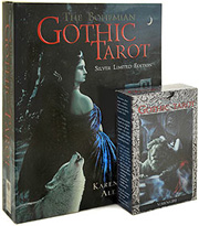 The Bohemian Gothic Tarot, Limited Silver Edition