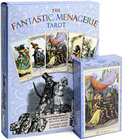 The Fantastic Menagerie Tarot