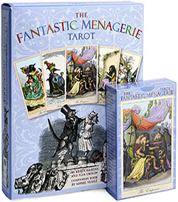 Fantastic Menagerie Tarot Set