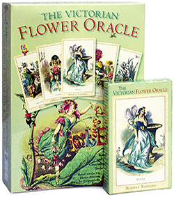 Victorian Flower Oracle Set