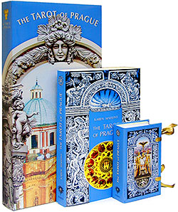 Tarot of Prague Set