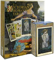 Victorian Romantic Tarot, Gold Edition
